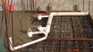 Como instalar la tuberia de un baño explicado paso a paso
