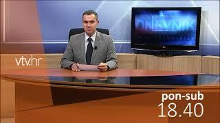 VTV Dnevnik najava 14. lipnja 2018.