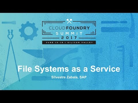 File Systems as a Service