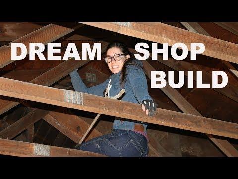 Building my Dream Wood Shop