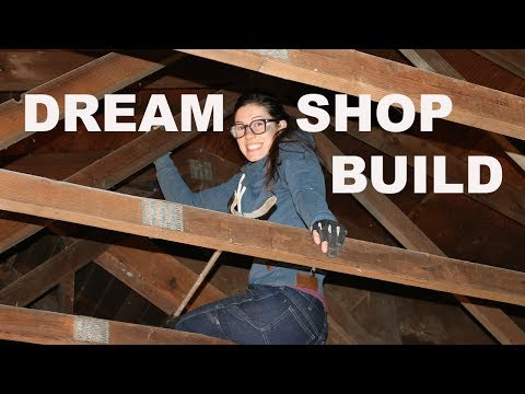 Building my Dream Wood Shop
