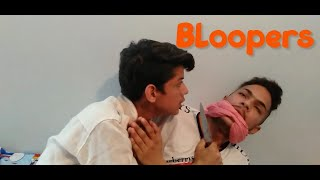 Bloopers and BTS  #Bloopers #behindthescenes