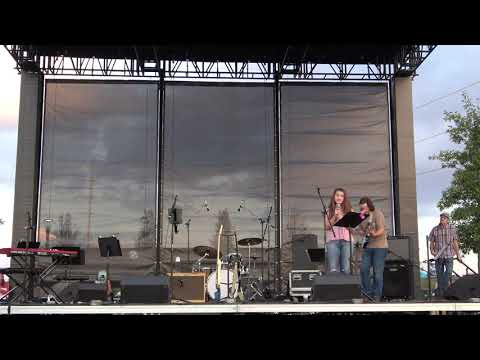 """Sandy Springs Music - """"Gravity"""" performed by Elli Russotto 10/05/18"""