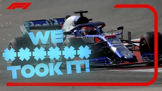 Hamilton's Celebrations, Norris' Singing And The Best Team Radio | 2019 United States Grand Prix