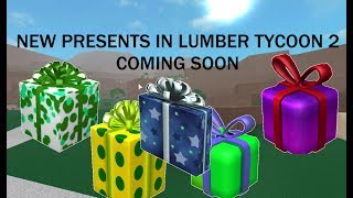 NEW LUMBER TYCOON 2 PRESENTS THIS CHRISTMAS COMING SOON!