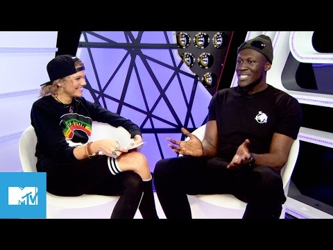 Stormzy Talks Dealing With Fame & Getting Stopped In Tesco | MTV Music