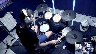 Megadeth - Head Crusher drum cover by Stormy