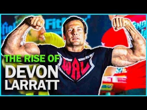 The Rise of Devon Larratt (ARMWRESTLING HIGHLIGHTS 2000-2018)