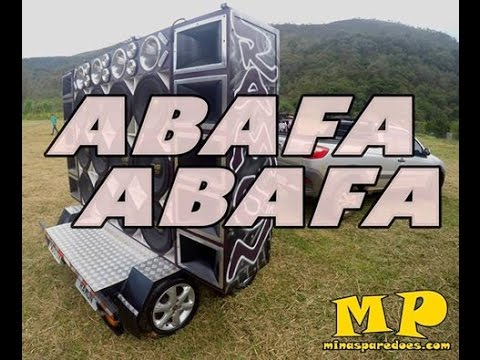 Chycky 22- Abafa abafa (Versão Bum Bum Granada) - DJ MAMAK
