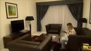 Ramada Sharjah - апартаменты с 2 спальнями номер 2501(Полное описание отеля RAMADA SHARJAH с реальными отзывами и ценами смотрите здесь: ..., 2014-01-21T10:12:40.000Z)