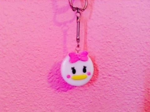 Daisy Tsum Tsum Keychain