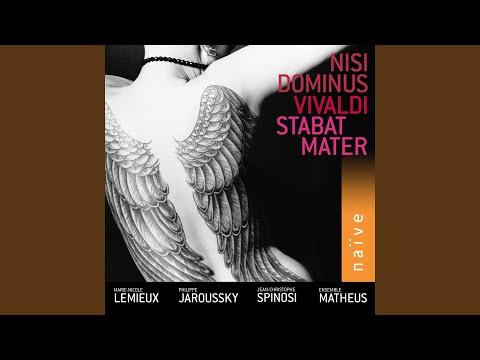 Nisi Dominus, RV 608: IV. Cum Dederit