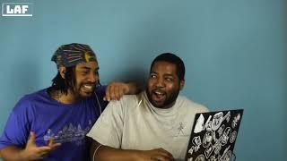 爆笑!美国黑人兄弟看Giao哥的音乐作品。