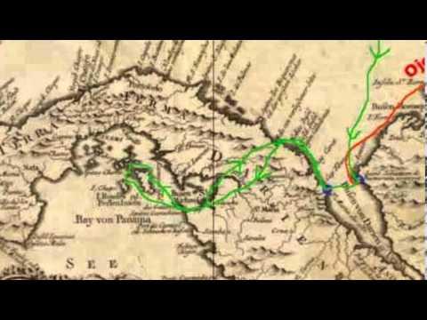 vasco de balboa dates of exploration