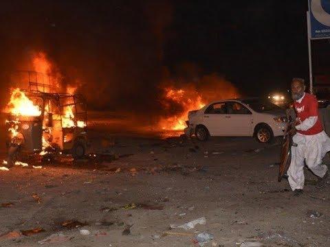 Quetta Bombing Pishin Stop | 15 Martyred (Shaheed)