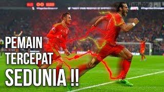 5 PEMAIN BOLA DENGAN LARI TERCEPAT DI DUNIA, ADA PEMAIN INDONESIA!