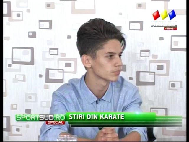 Sport SUD Special - Nicu Virdol - 04.06.2018