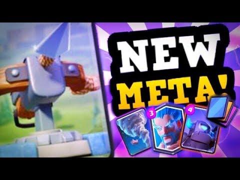 NEW META X-BOW DECK :: INSANE 20 Win Challenge Option :: Final 3 Series