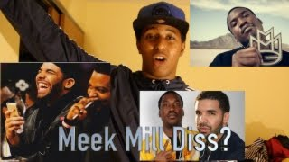 Meek Mill - Wanna Know (BEST Reaction/Rant)