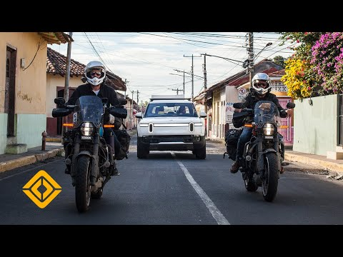 Long Way Up | Electric Adventure Vehicles | Rivian