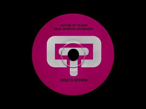 House Of Glass ft Giorgio Giordano - Disco Down (Bini & Martini Club Mix) Ocean Trax Records 2000