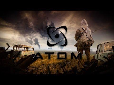 ATOM RPG (АТОМ РПГ) тест на ноутбуке