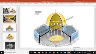 סוד אבן השתיה בהר הבית על פי הזוהר והקבלה- חידוש הנבואה לישראל
