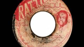 DILLINGER & PRINCE GLEN (Aka Trinity) - Bump skank + version (1976 Rattie soul)