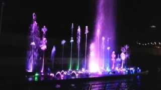 מזרקה מוזיקלית אשדוד musical fountains