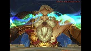 Кологарн World Of Warcraft путешествие во времени HD