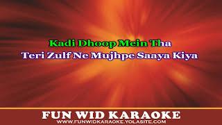 Haan Tu Hai Karaoke - Fun Wid Karaoke (DJ Lolly)