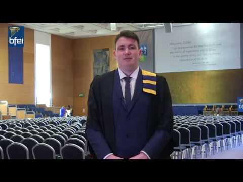 Blackrock Further Education Institute (BFEI) - Graduate Testimonials 2018