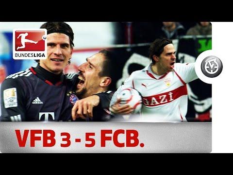 Incredible Goal Fest - Gomez and Harnik Score for Fun in Crazy Bundesliga Game