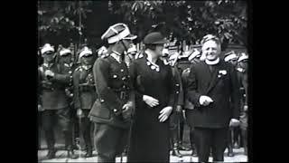 Święto 7. pułk strzelców konnych Wielkopolskich - Poznań 29 lipca 1935 r.