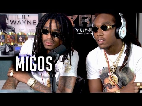 Migos challenges anyone bar for bar, talks new album + being underdogs