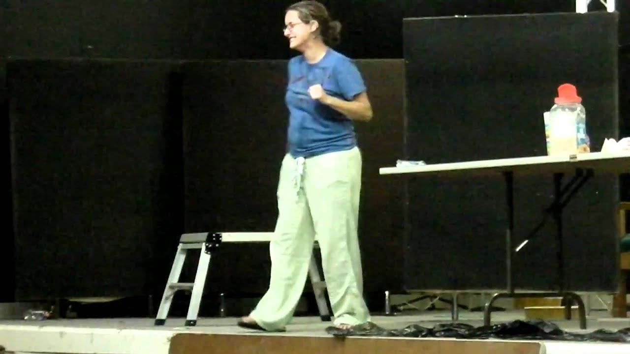 Ontario Deaf Camp Summer 2010 Immersion - YouTube