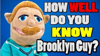 How Well Do You Know Brooklyn Guy? | SML Quiz | SuperMarioLogan Game
