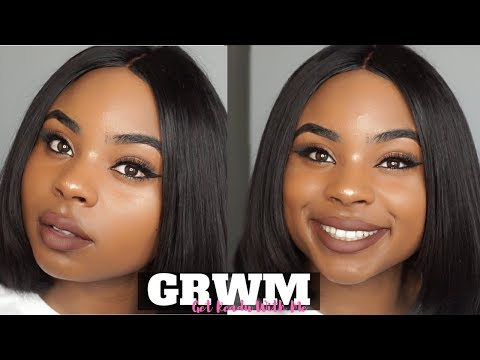 GRWM | NEW HAIR + BOB, GETTING A BRAZILIAN & RELATIONSHIPS FT. Bilstal Hair