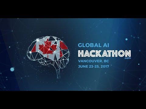 Vancouver Global AI Hackathon Final Pitches
