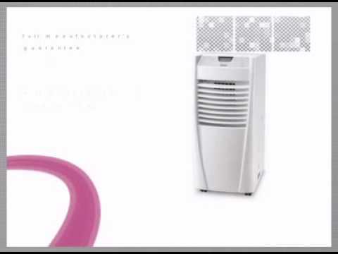delonghi homecool air conditioner cf210 youtube rh youtube com delonghi cf210 manual pdf DeLonghi Dehumidifier DE500P Parts