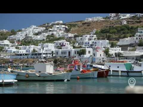 Mykonos, Greece | A Video Tour of the Greek Island | Travel