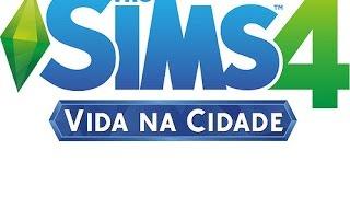 Como Baixar The Sims 4 Vida na Cidade +DLC's  Funcionando 2018