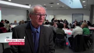Vidéo pour le Gouvernement français. Synople, Paris.