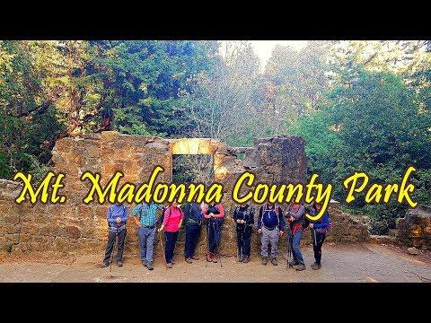 Mt.  Madonna County Park (Watsonville, CA) - BAC - 11/17/2018