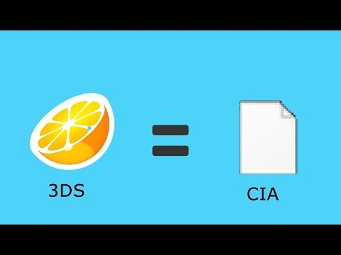 How To Convert a 3DS Game Into a Cia