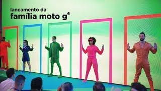 Veja como foi o lançamento da família moto g6  |  Hello Moto
