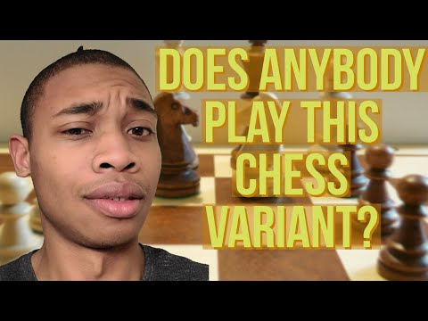 Is Anybody Playing This Chess Variant? |