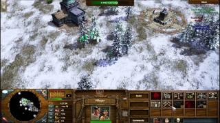 aoe iii war cheifs aztec gameplay part 1