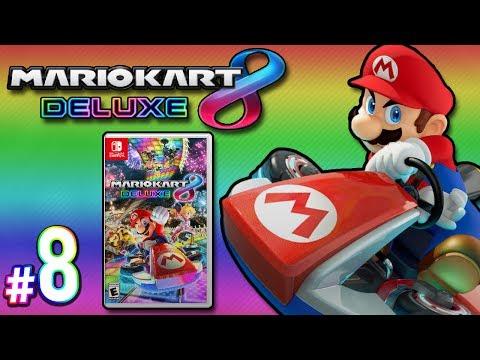 Make Mario Kart 8 Deluxe - Lightning Cup | PART 8 Snapshots
