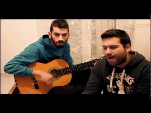 •*`*•.¸¸Ekdromi¸¸.•*`*• Mixalis Xatzigiannis  (Acoustic Cover) by Panos Zois [HD]